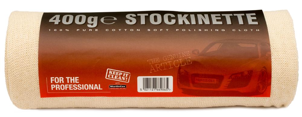 Extra Large Stockinette Valeting Cloth roll ideal Car Polishing