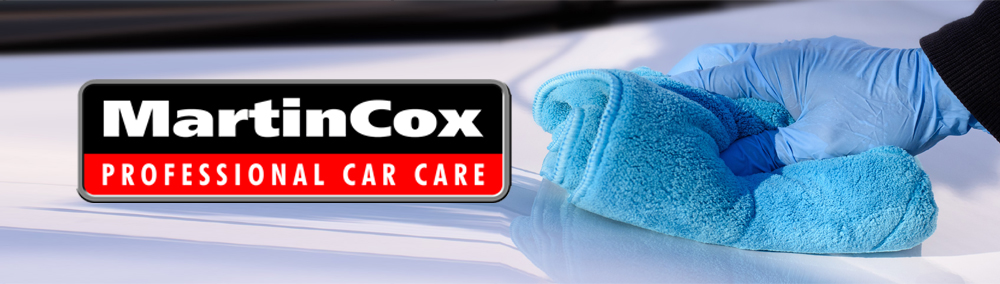 Microfiber Glass Cloth Large Car Care Cleaning Accessories Martin Cox MOGG68H//C