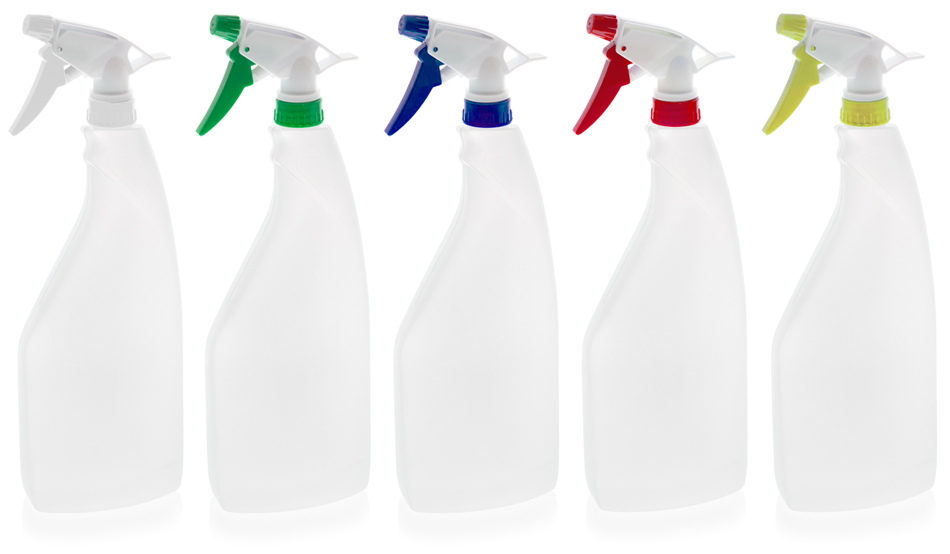MC General Chemical Trigger Sprayers